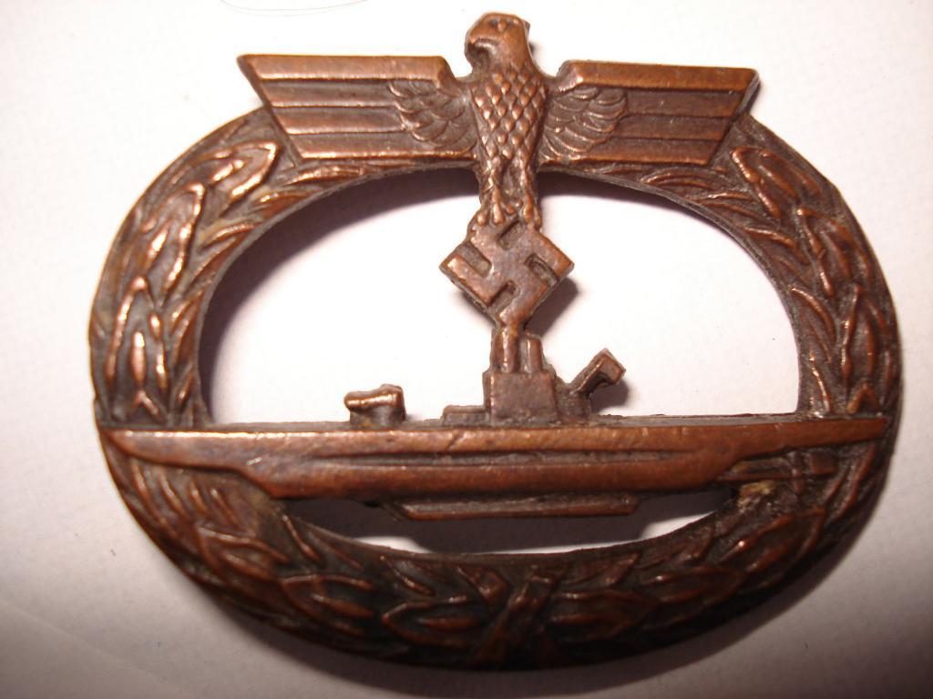 insignes panzer et U boot 006-55768cf