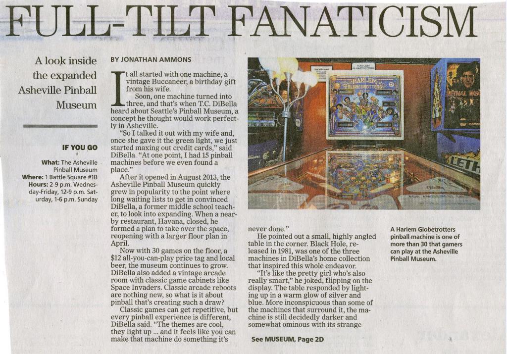 Un article concernant le musée d'Asheville Mus-e-1-4c3441e