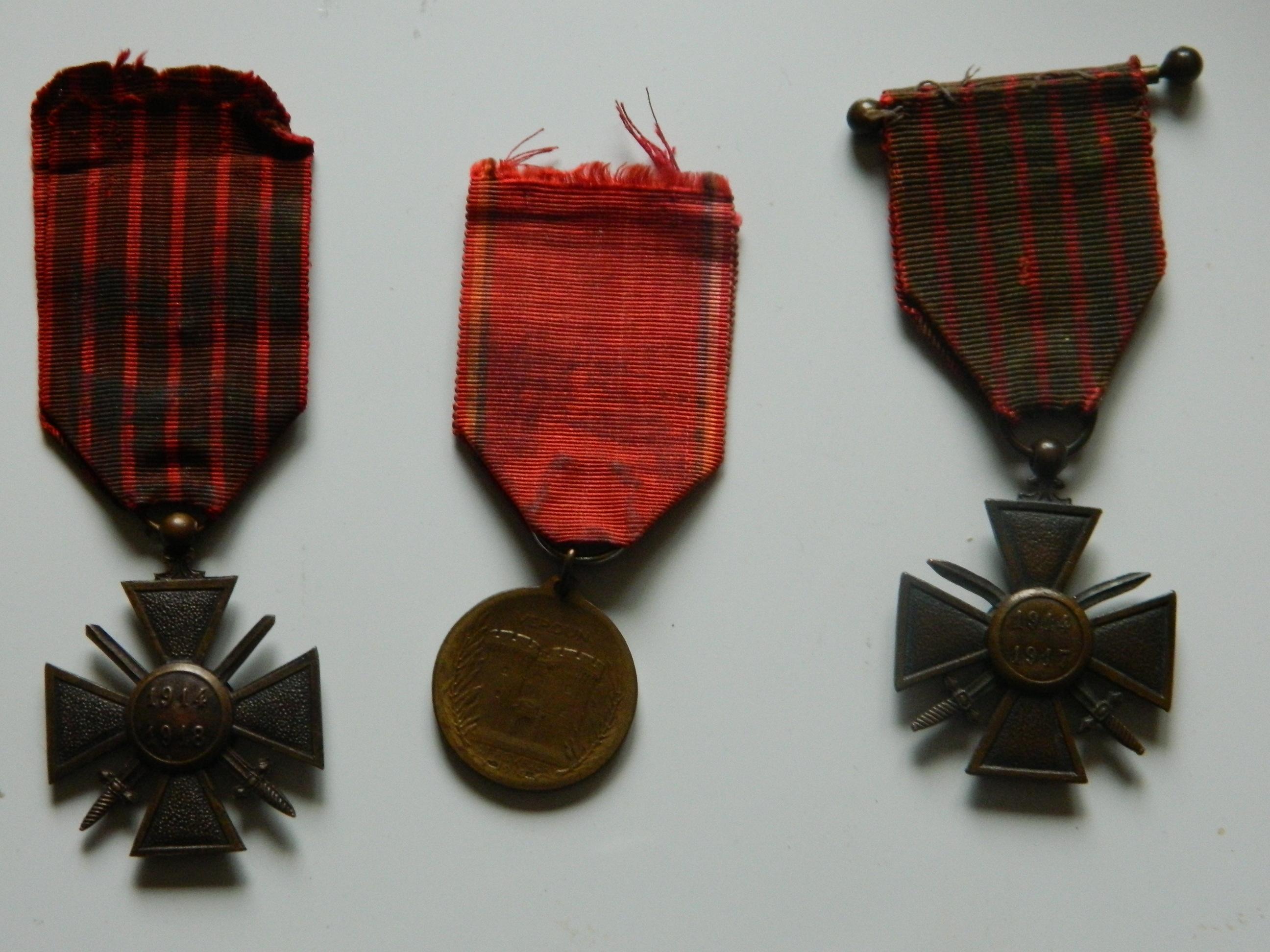 Identification médailles (F) Arr-gp-re-001-5629844