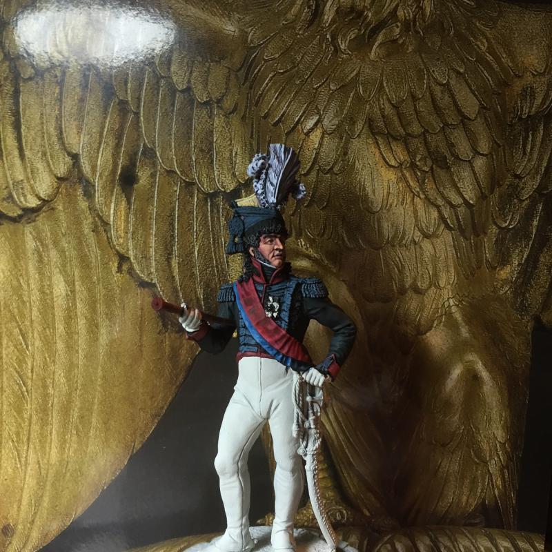 Murat en tenue de colonel des chevau-légers de sa garde. Murat8-5169042