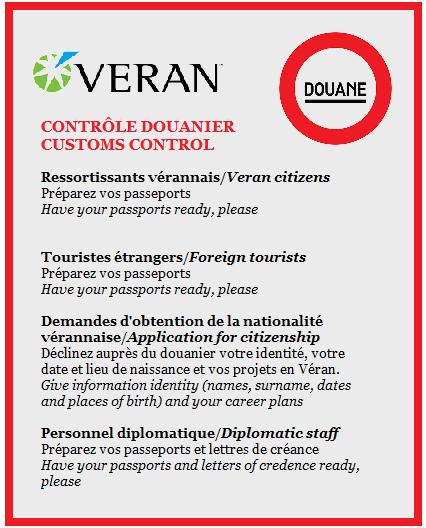 Douanes vérannaises Douane-528b307