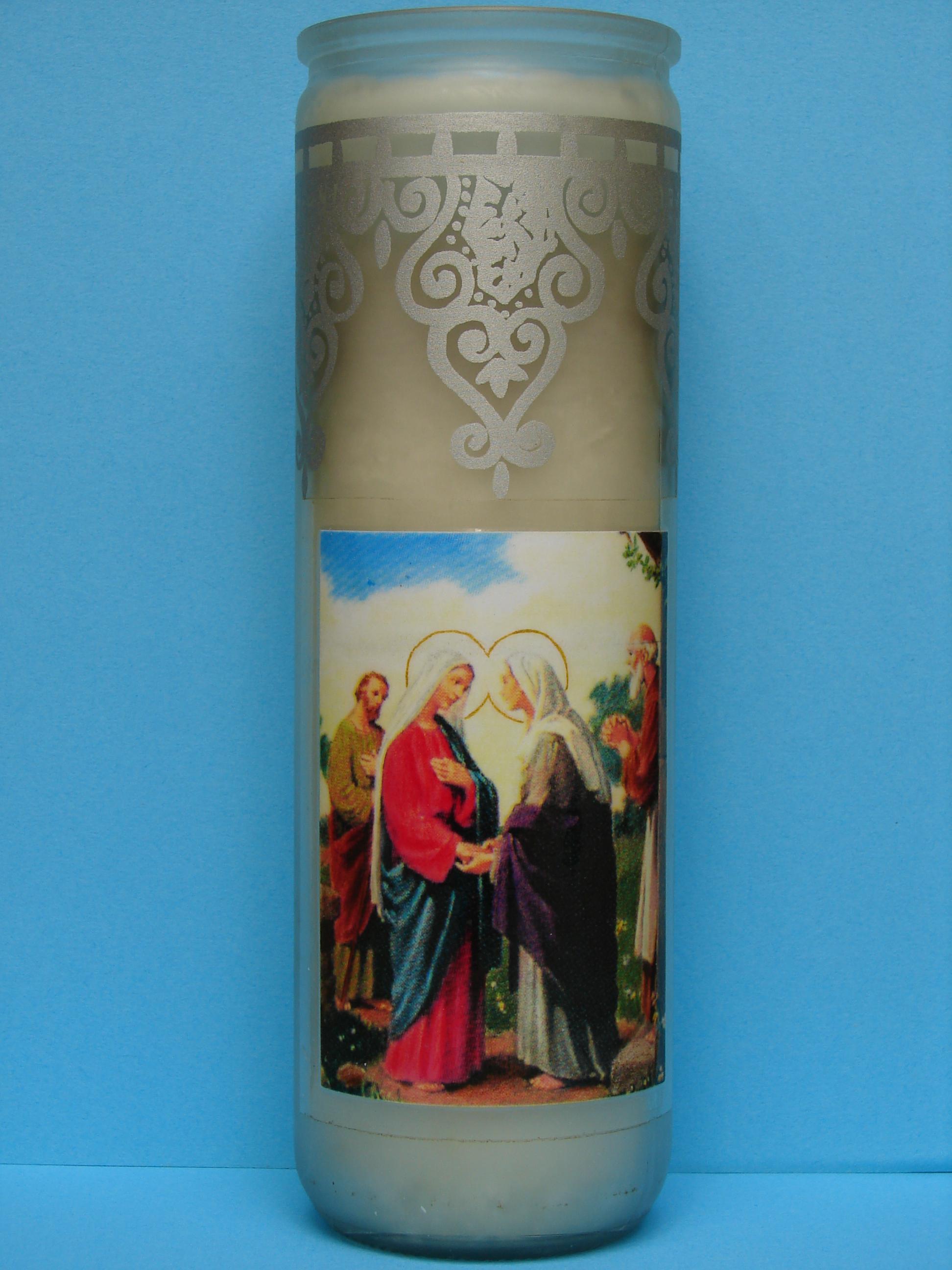 Le Rosaire en Images - Page 3 Cierge-de-la-visitation-5668fdc