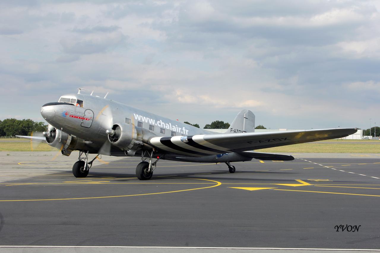 Chalair Dakota Air Tour 2016-Escale sur l'aéroport de Rennes Szz1-copy-5076af1