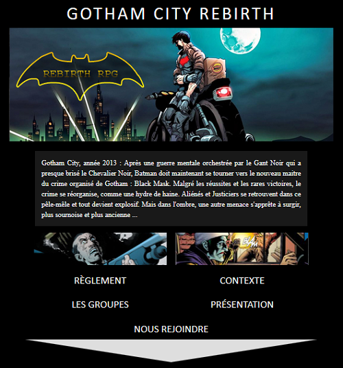 Gotham City Rebirth Rebirth-5233bb4