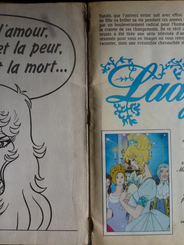 Projet LO: J'ai fini l'album Panini Lady Oscar! P1050822-563e643