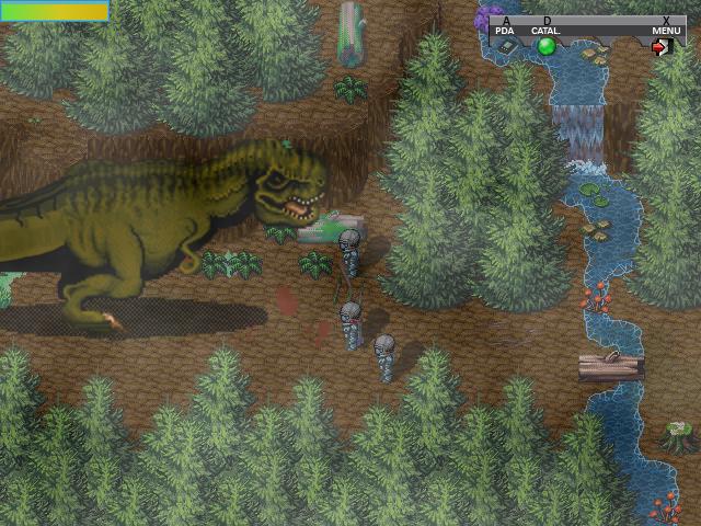 Sentinelles la quête du temps : Recommencer (Reboot) - Page 2 Dinosaures-4c101ab