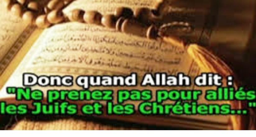 Pas de contrainte en religion Coran-racisme-4d895c1