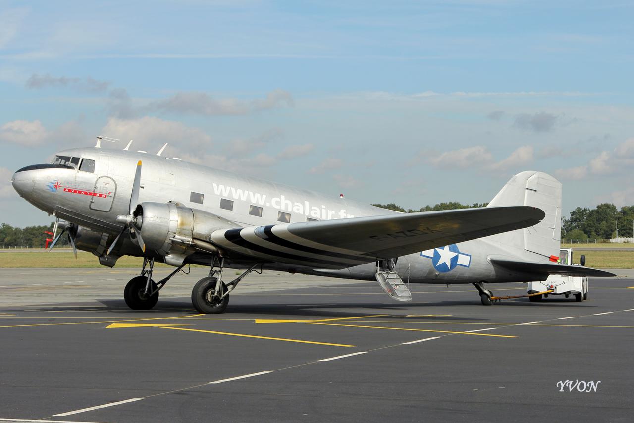 Chalair Dakota Air Tour 2016-Escale sur l'aéroport de Rennes Sz6-copy-5076abe