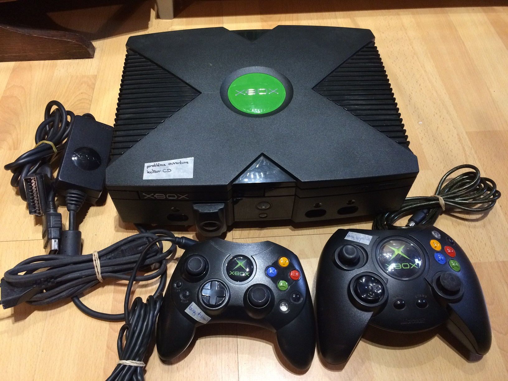 (VDS) Console XBOX 1re génération File1-50-558e7bc