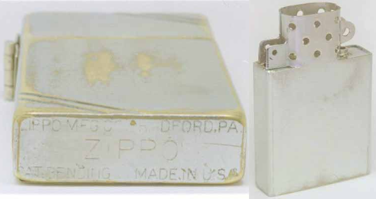 Datation - [Datation] Les Zippo 1932-1933 Replica Original-1933-2--523f87f