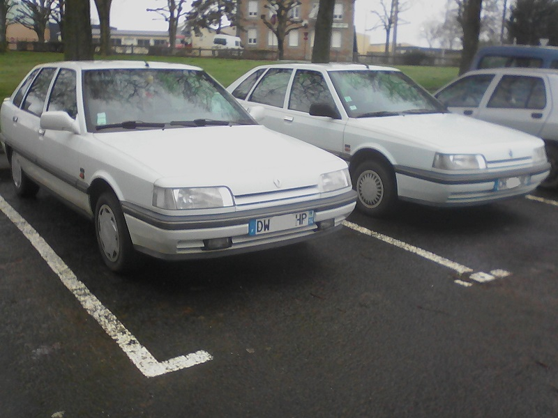 Renault 21 GTD Manager de 1992 4-51cb15f