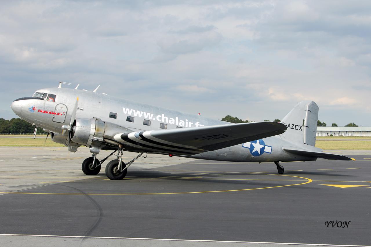 Chalair Dakota Air Tour 2016-Escale sur l'aéroport de Rennes Szz2-copy-5076af7