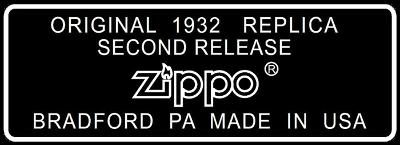Datation - [Datation] Les Zippo 1932-1933 Replica Bottom-dessin-1997-523a938