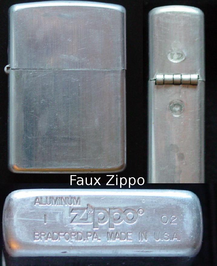 Datation - [Datation] Les Zippo Solid Aluminium (prototype) 2002---faux-solid-aluminum-524311b