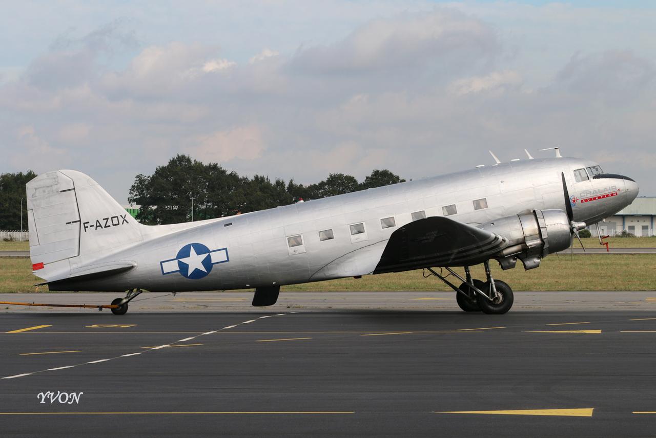Chalair Dakota Air Tour 2016-Escale sur l'aéroport de Rennes Sz10-copy-5076ac2