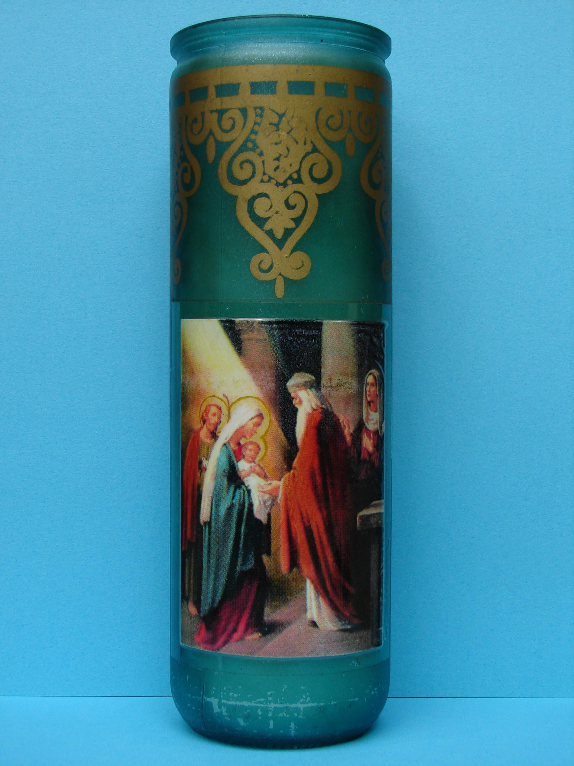 Le Rosaire en Images - Page 4 Cierge-de-la-pr-sentation-567bd31