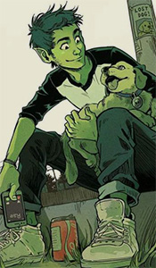 Garfield Logan/Beast Boy