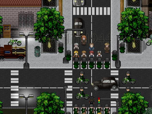 RPG MAKER XP Sentinelles la quête du temps Berlin1-4dff4df