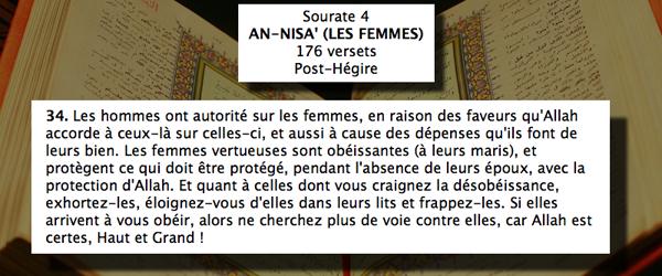 Pas de contrainte en religion Coran-la-femme-4d89502