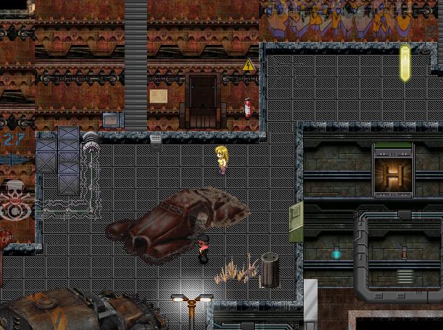 RPG MAKER XP Sentinelles la quête du temps Tech5-4f900fe