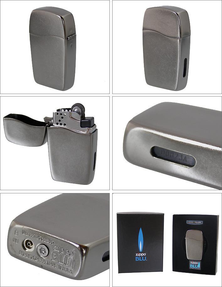 Datation - [Datation] Les Zippo BLU (briquets à gaz butane)  Zippo-blu-5267c48