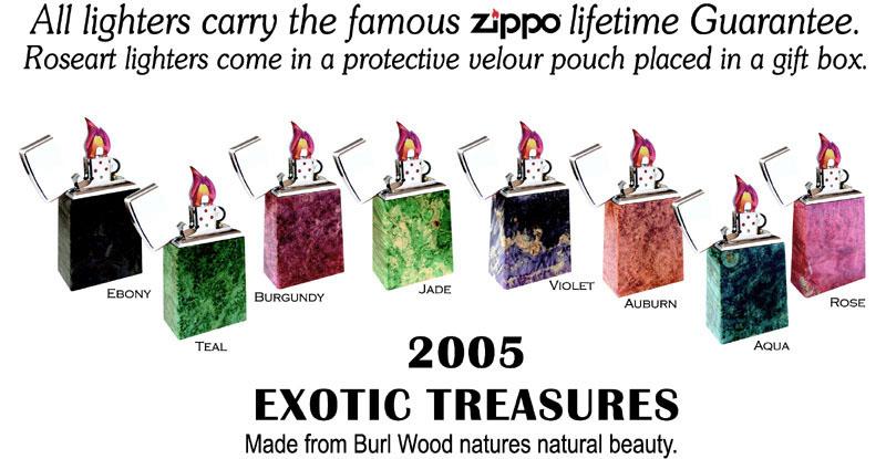 Datation - [Datation] Les Zippo Table Lighter 2005_exotic_treasures_01-526939d