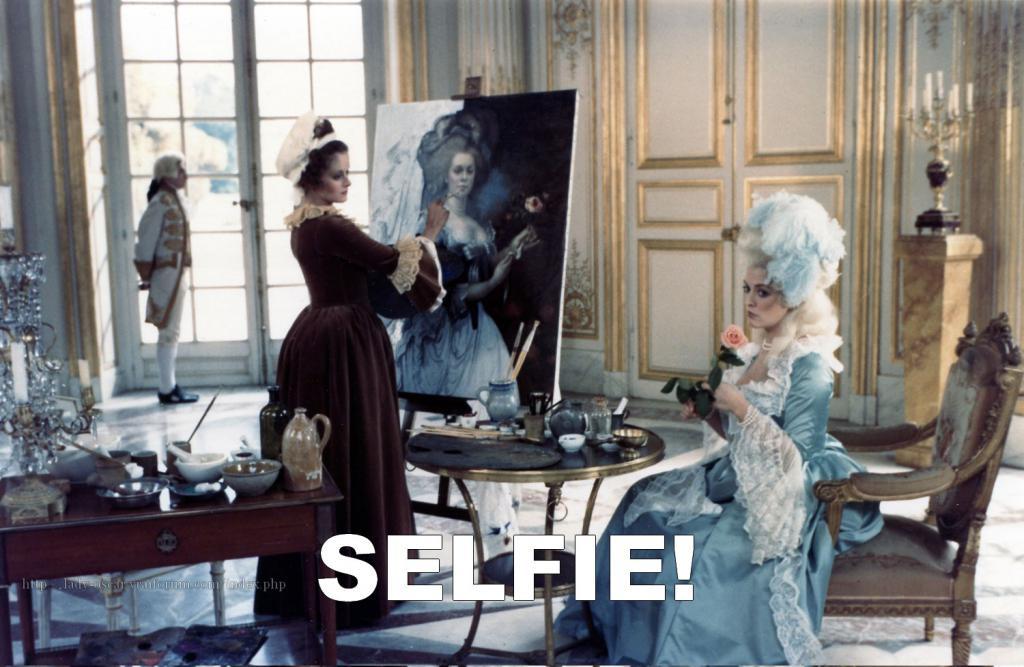 Mes memes Lady Oscar et autres images humoristiques - Page 3 Selfie-5437224