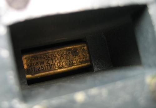 Datation - [Datation] Les Zippo Table Lighter 2-5269431