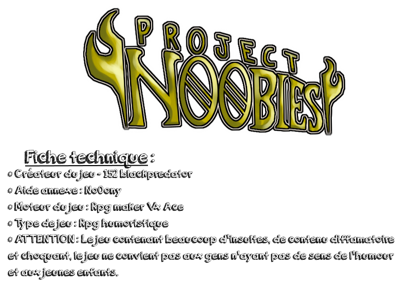 Project n00bieS - Un RPG qui ne respecte pas les clichés habituels! [Demo Disponible!] 1-4bdf420