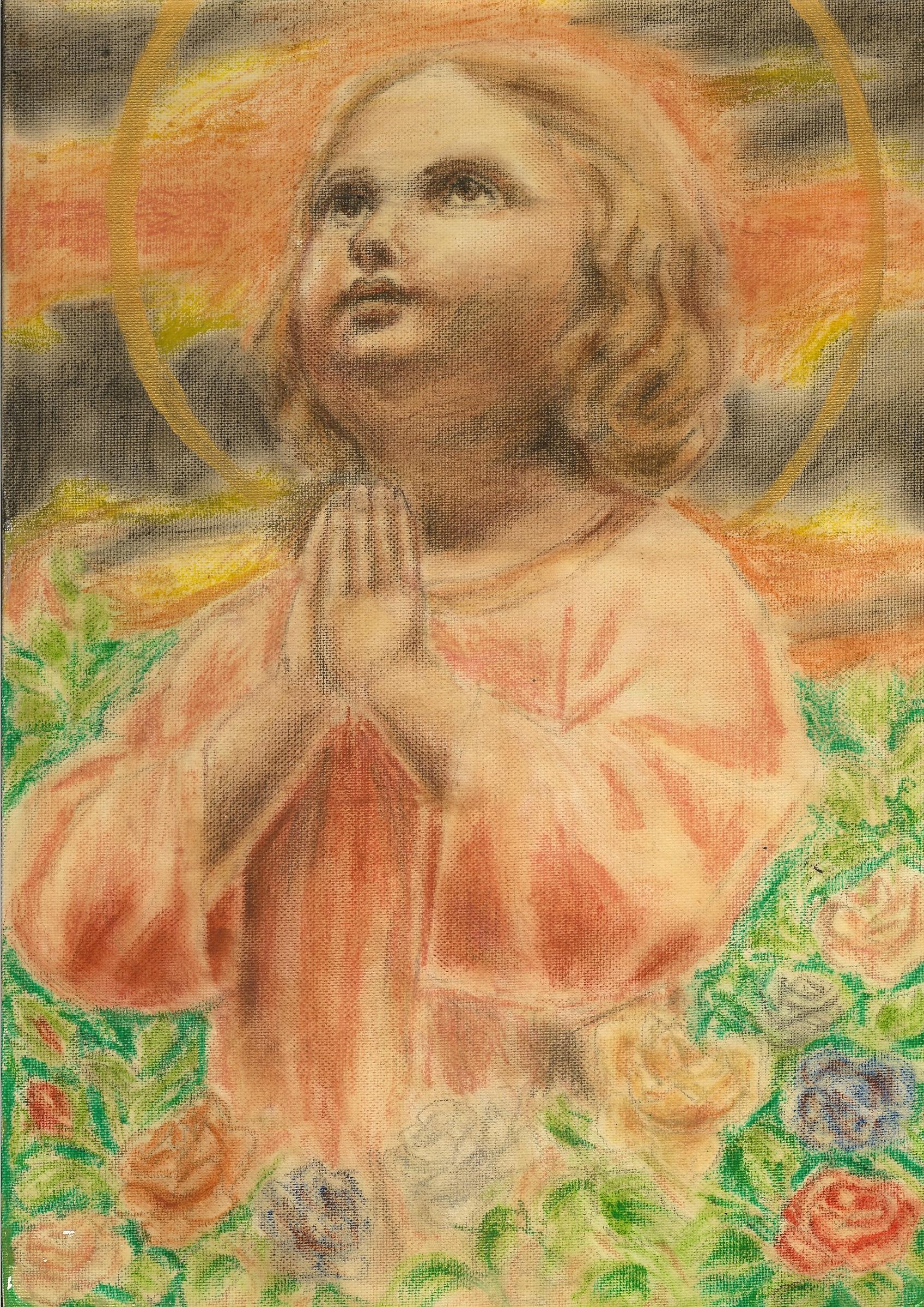 CALENDRIER CATHOLIQUE 2020 (Cantiques, Prières & Images) - Page 3 Le-saint-enfant-j-sus-559ee5d