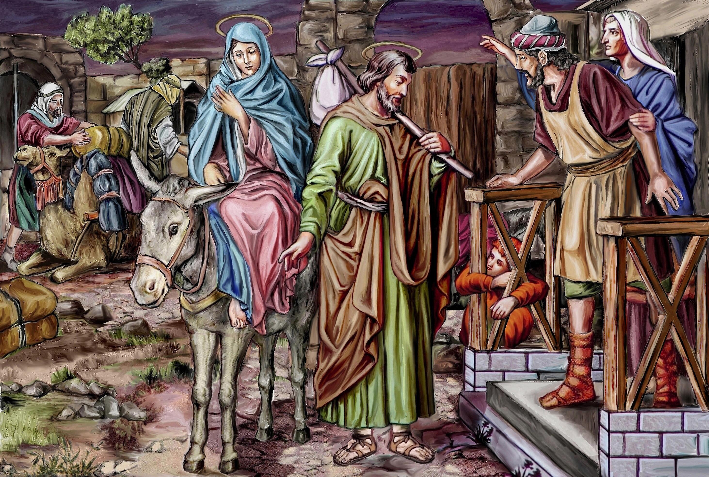 Le MOIS de SAINT JOSEPH par le R.P. Pedini (1854) - Page 2 Joseph-et-marie-b-thl-em-5588733