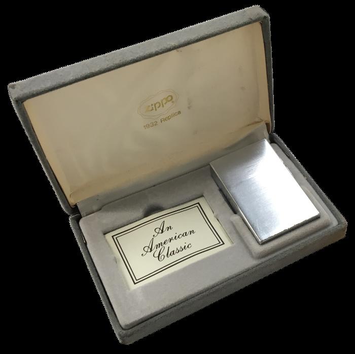 Datation - [Datation] Les Zippo 1932-1933 Replica 1932-replica-523a836