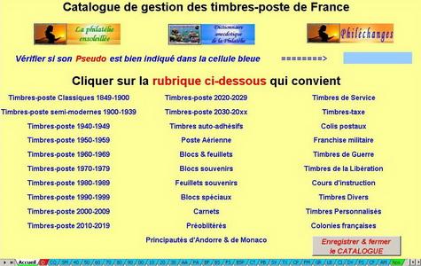 Catalogue informatique de gestion des timbres de France - Page 2 Capture-2--54d9a60