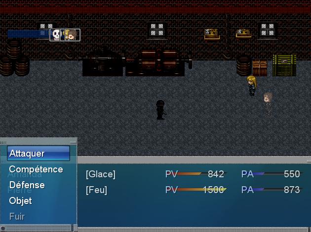 RPG MAKER XP Sentinelles la quête du temps Combat2-50dacc1