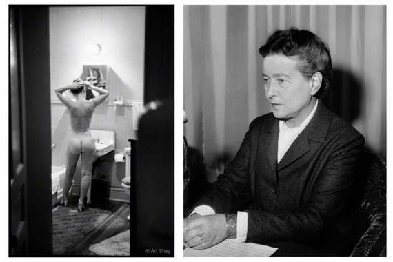 Simone de Beauvoir et le choix du Genre Simone-edited-1-png-55eb183