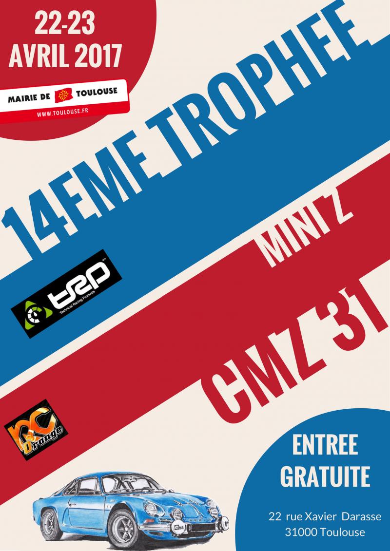 14ème Trophée CMZ31 le 22 et 23 avril 2017 2017-518a15a