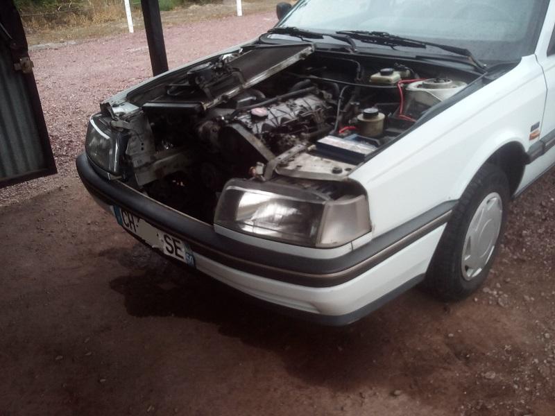 Renault 21 GTD Manager de 1992 1-528e3af