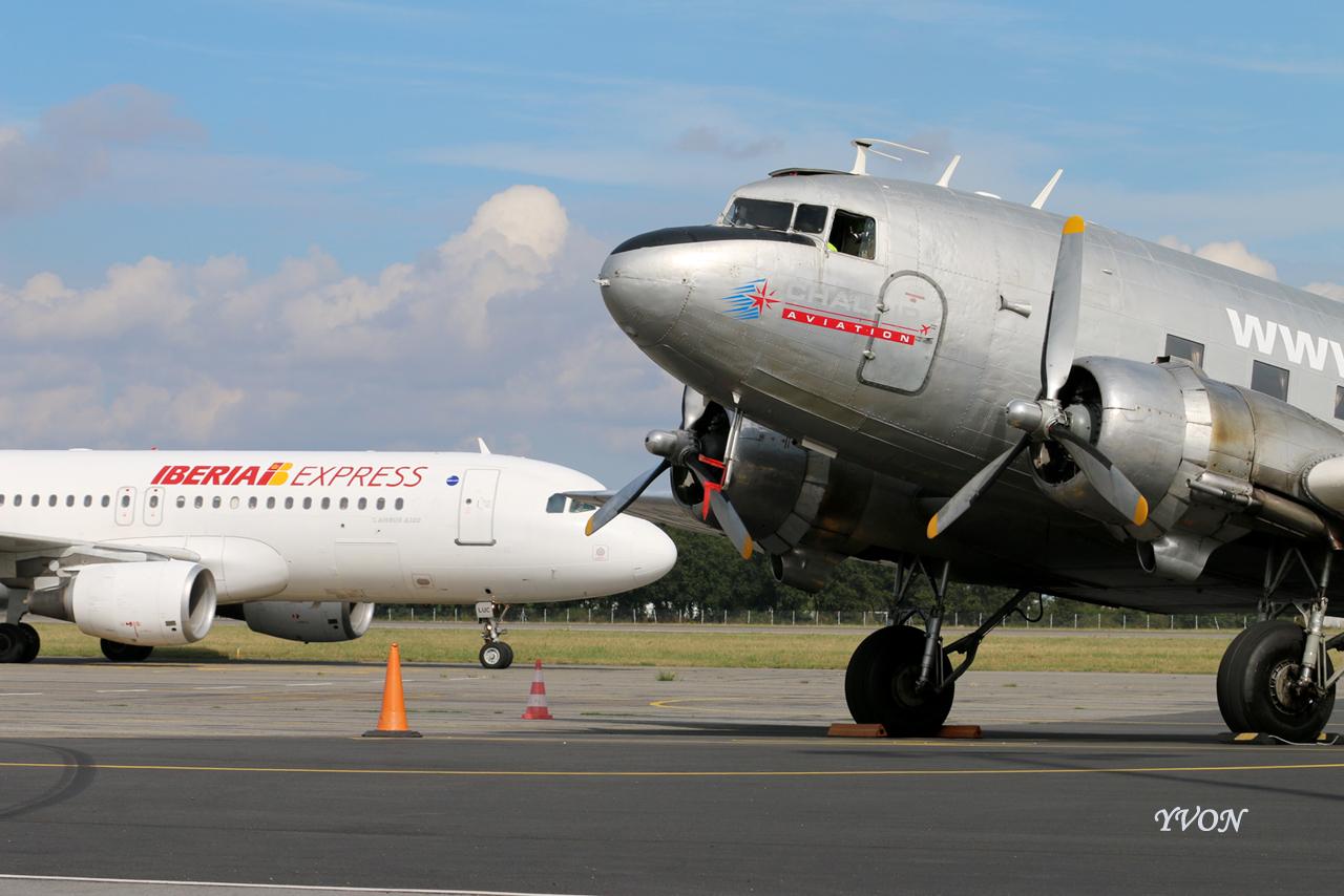 Chalair Dakota Air Tour 2016-Escale sur l'aéroport de Rennes Sz14-copy-5076ae4