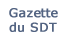 Gazette du SDT