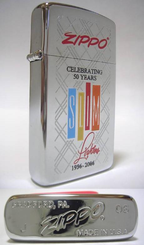 Datation - [Datation] Les Zippo au bottom stamp exclusif 2006-50-ans-slim-526e251