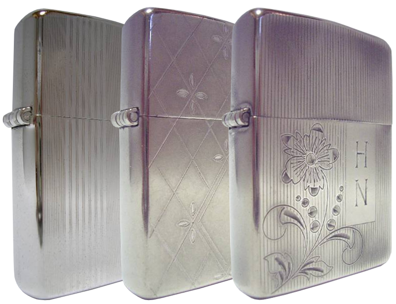 Datation - [Datation] Les Zippo Sterling Silver Silver-filled-523fdf4