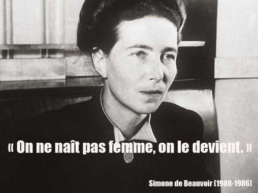 Simone de Beauvoir et le choix du Genre 15943946-55eb1a7