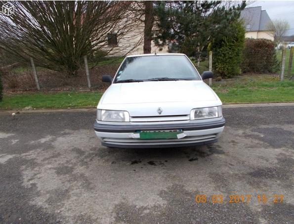 Renault 21 GTD Manager de 1992 1-51c9631