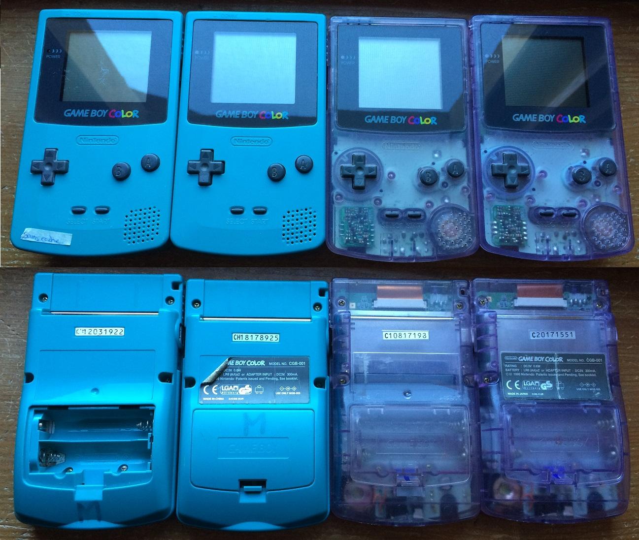 Estimation game boy / game gear 1-55883d7
