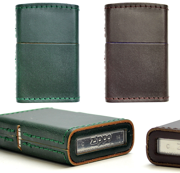 Datation - [Datation] Les Zippo Leather Crafted (Cuir) Japan-leather-6-525f3e7