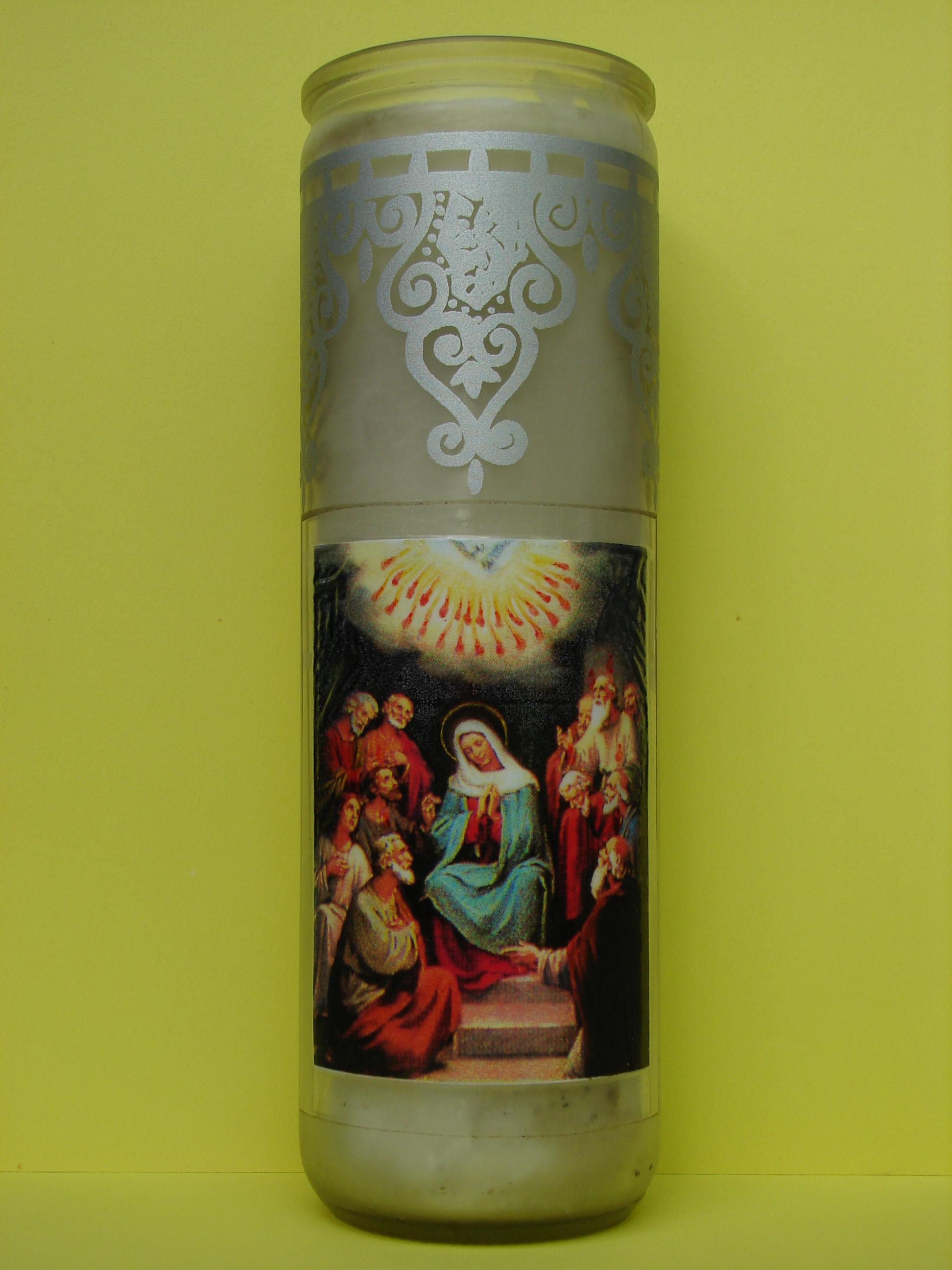 Le Rosaire en Images - Page 5 Cierge-de-la-pentec-te-571f666