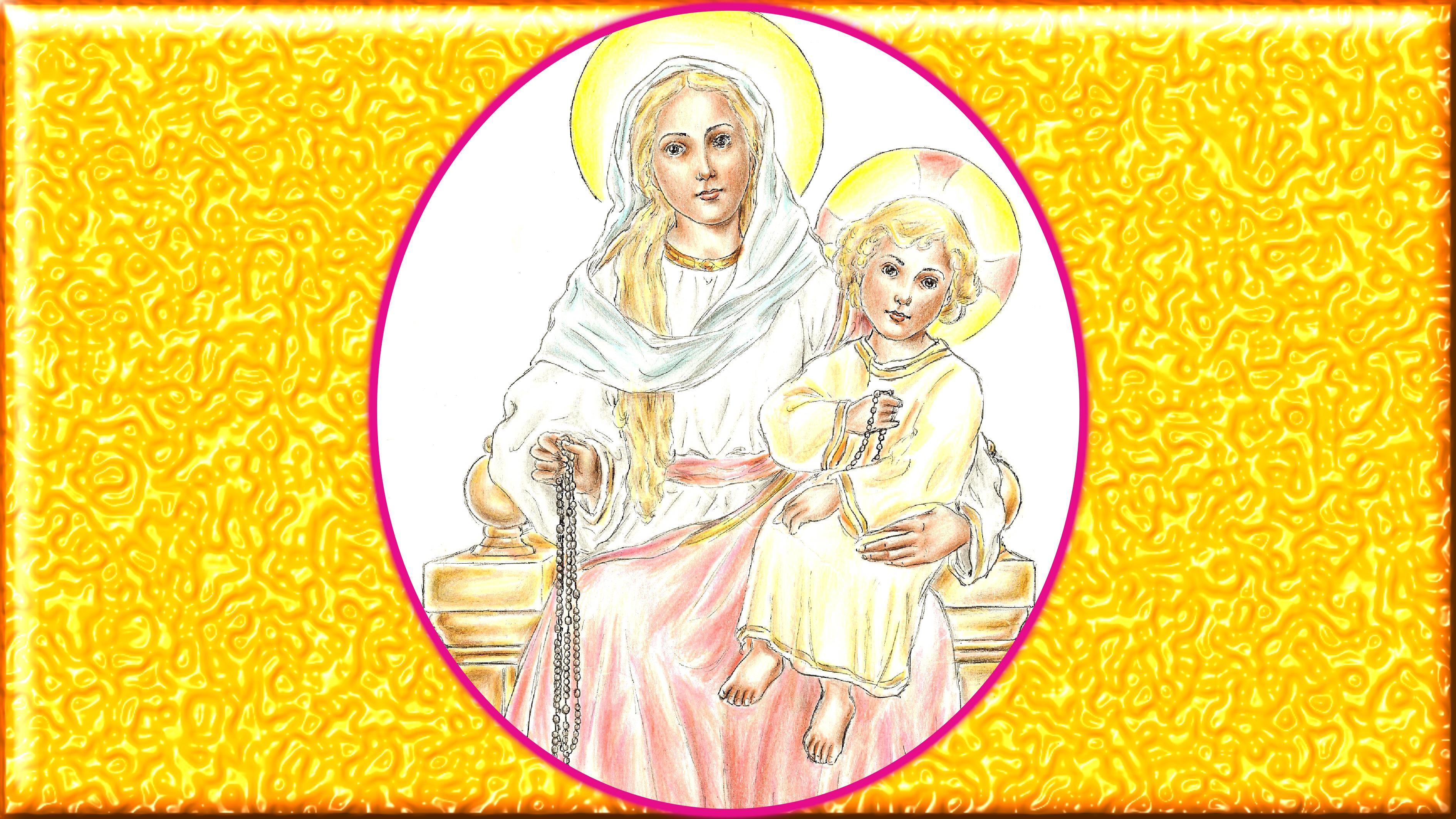 Le Rosaire en Images - Page 4 Notre-dame-du-rosaire-3--56e35ca