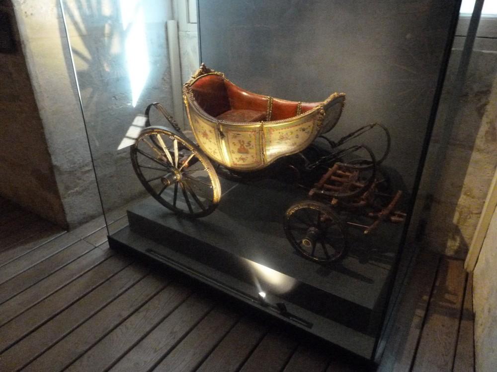 La Galerie des Carrosses de Versailles, grande écurie du roi P1060336-5729154