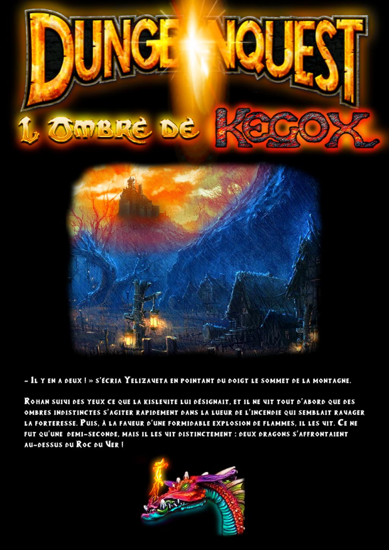 Dungeonquest, L'Ombre de Kegox Couverture-ext-rieur-dos-581e0db