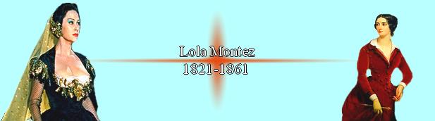 Reines et dames oubliées du passé (essai) - Page 2 Lola-montez-571aca8